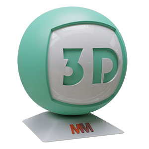 Produkte oder Charactere in 3D