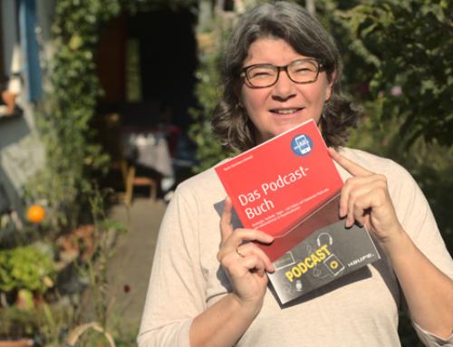 Schreiben über Podcasts in Zeiten von Corona