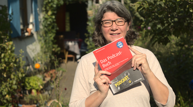 Das Podcast-Buch von Doris Hammerschmidt